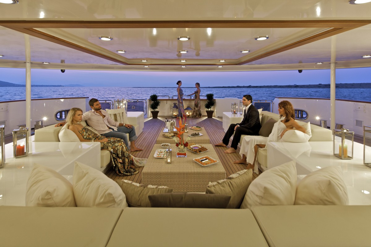 Omega Yacht Charter Croatia Greece Turkey France Globe Yachting